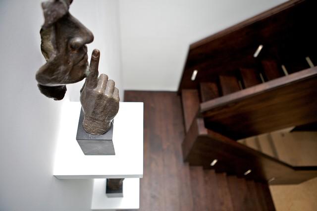 House Interiors contemporary-staircase