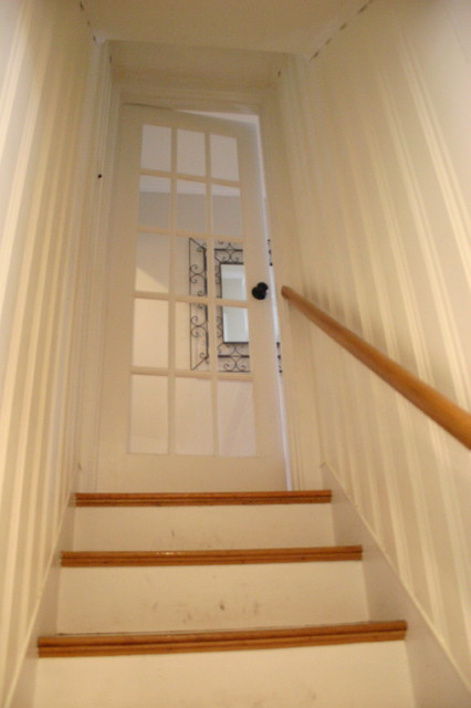 House Tour Part Three eclectic-staircase