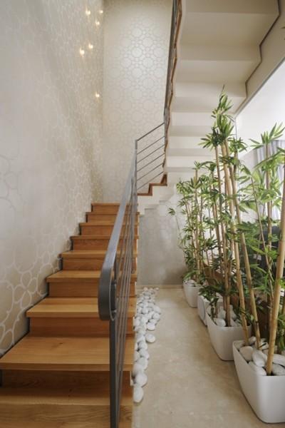 HOUSE2 contemporary-staircase