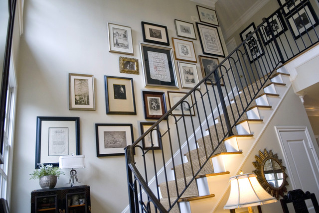Houzz Sandra and Ken Praterkatherine robertson photography_93.jpg eclectic-staircase