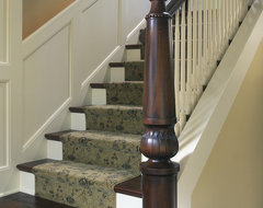 Staircase Newel Post traditional staircase