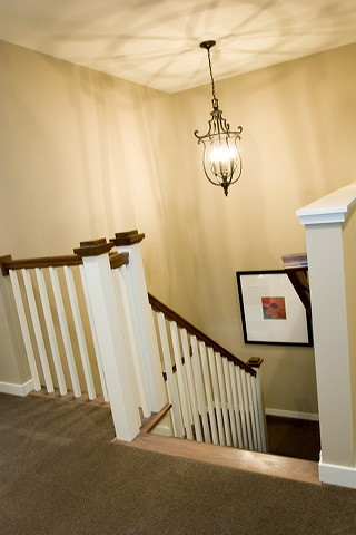 Inpiration #2, Bayport traditional-staircase
