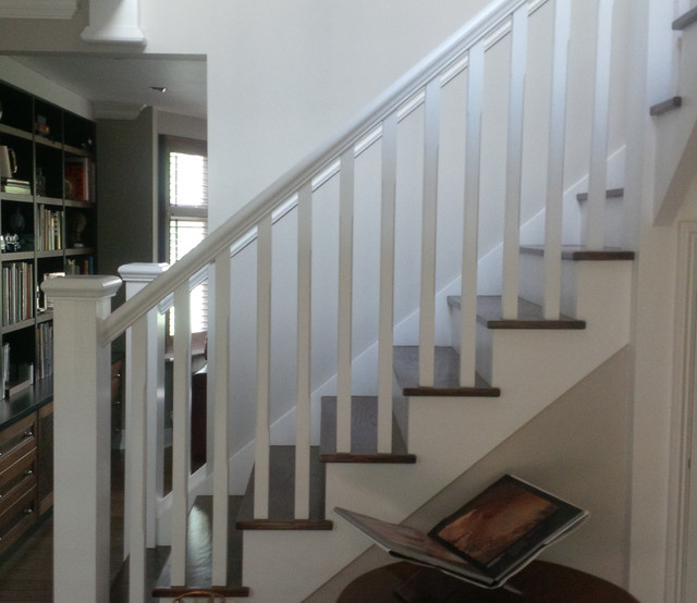 INTERIOR ARCHITECTURE Traditional Staircase Hampshire By MATHEWSON WA