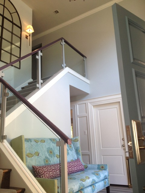 Interior Renovation Alexandria Va Traditional Staircase Dc Metro By R5 Design Group