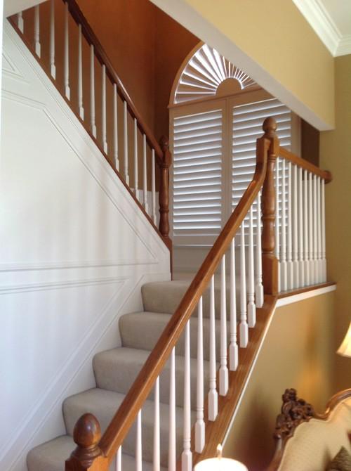 Interior Stairway in Aurora