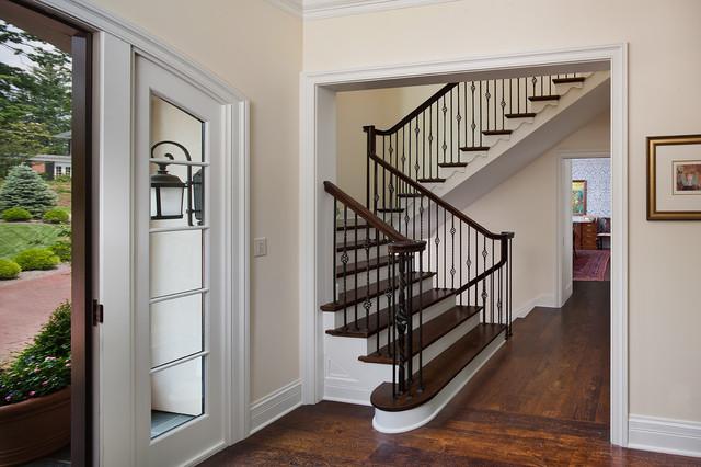 Etonnant Interior Steps   Traditional   Staircase   Cincinnati   By ...