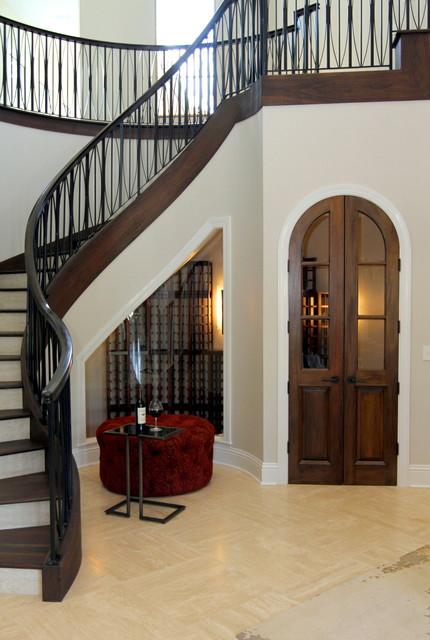 Jax Intracostal mediterranean-staircase