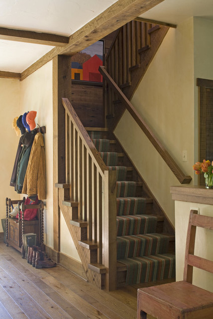 JBM DESIGNS LLC traditional-staircase