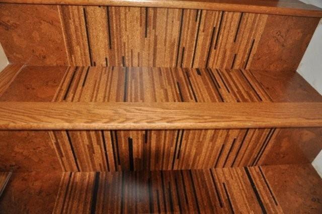 Jelinek Cork Flooring Staircase