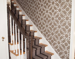 Jenkins Baer Associates traditional staircase
