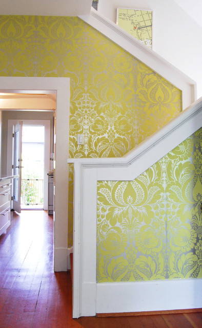 Jenn's Place eclectic-staircase