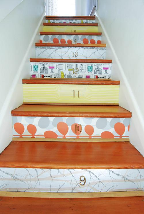 Treppen Gestalten clevere treppen gestaltung 16 kreative deko ideen bild der frau
