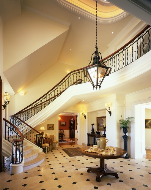 JMA traditional staircase
