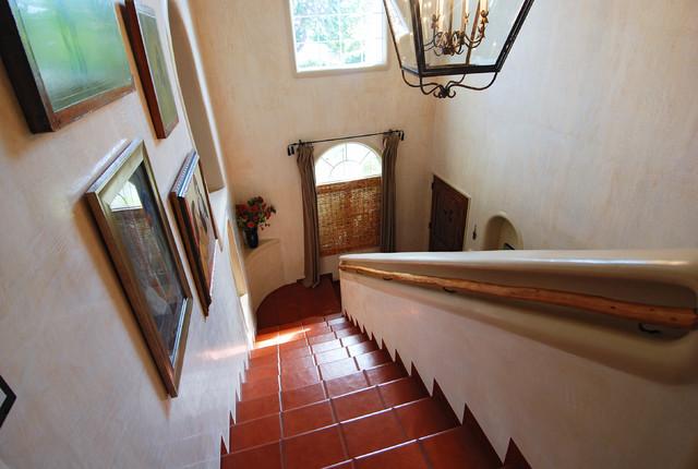 Joni koenig Interiors eclectic-staircase