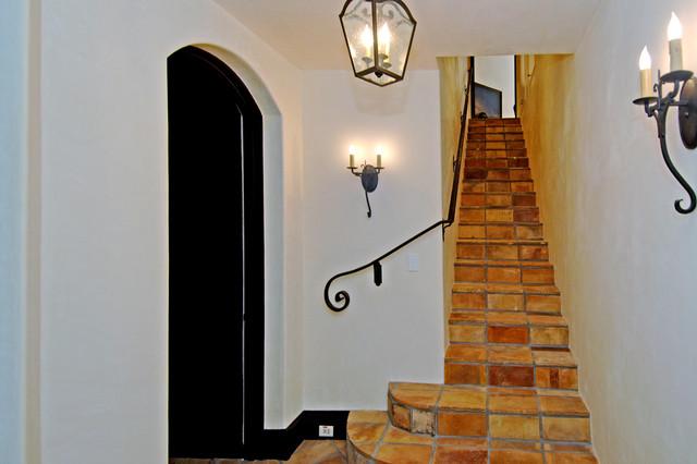 Joni koenig Interiors mediterranean-staircase