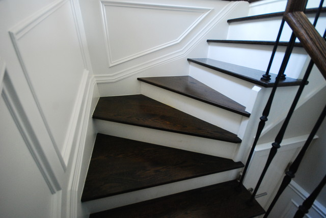 KC Carysfort Modern Staircase Toronto By Deluxe