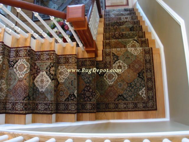 KAS Platinum Panel Multi staircase