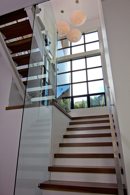 Kellet Project contemporary staircase