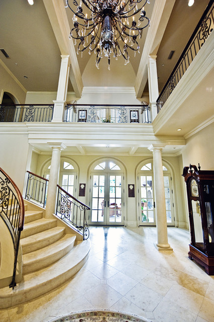 kelley hall traditional-staircase