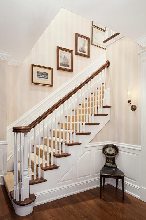 Lovely Foyer Living Room Design
