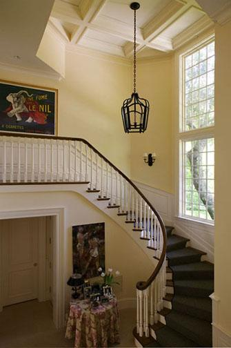 David Ludwig Studios traditional staircase