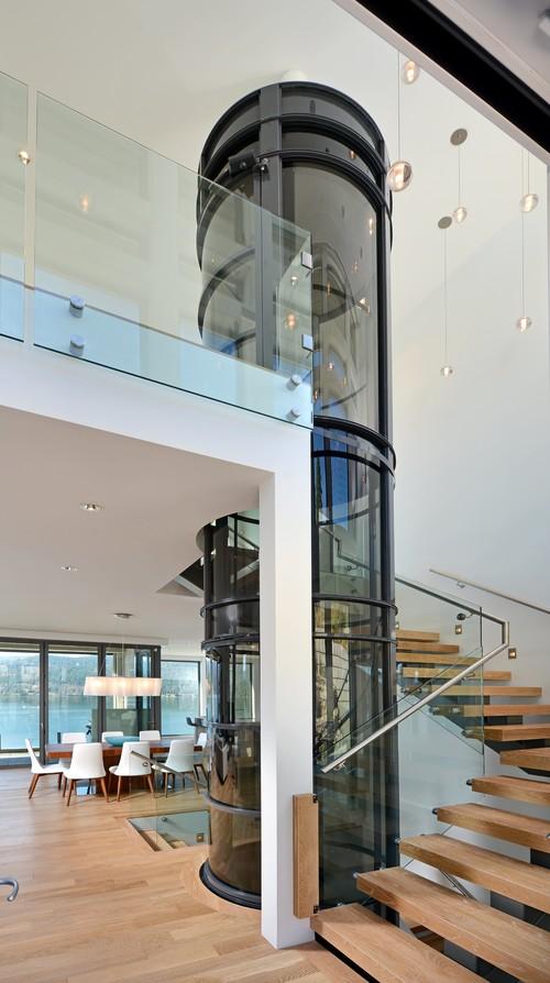 Ideas De Decoración Cómo Instalar Un Ascensor En Tu Propia Casa