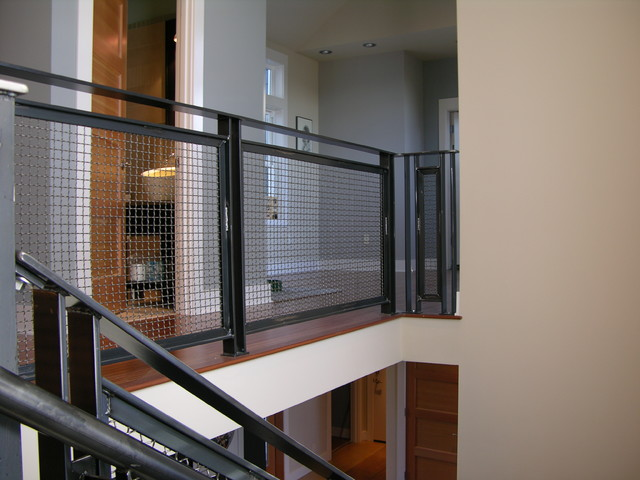 Kirkland Residence contemporary-staircase