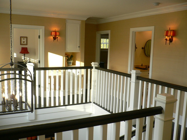 Kitchen Remodels traditional-staircase