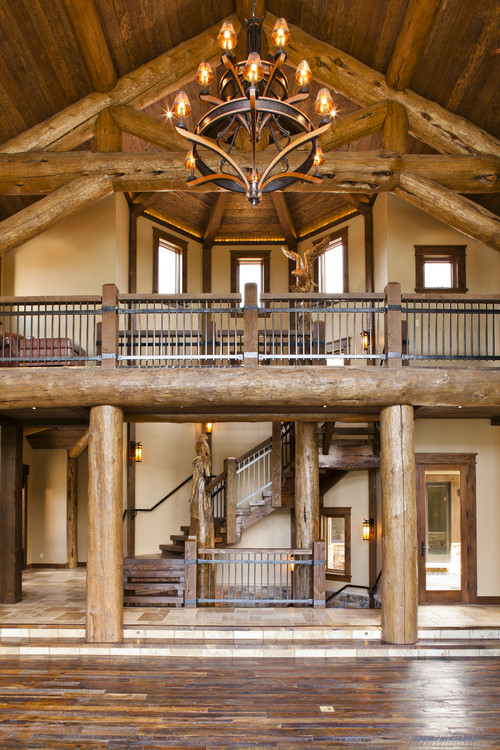 Mr kogan where did you get the railing components for Rustic home albuquerque