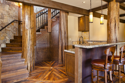 Love Stair, What Size Treads,stringers, What Type Of Wood, Rough Cut?