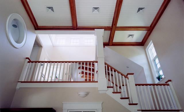 Koha traditional-staircase