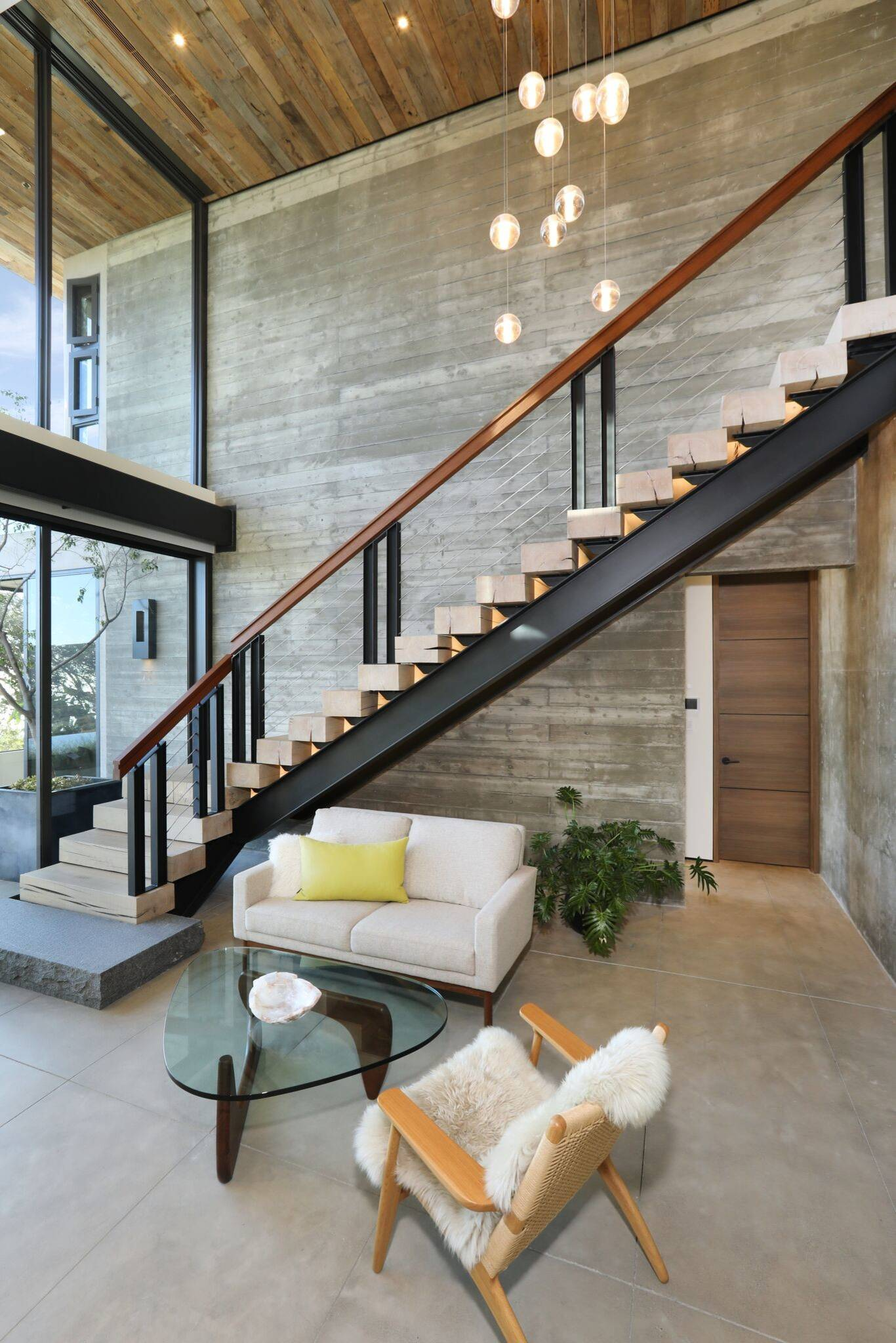 Double Height Staircase Ideas Houzz
