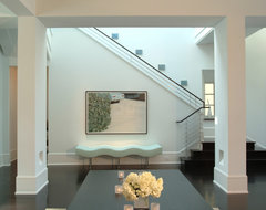 Lake Calhoun Residence contemporary staircase