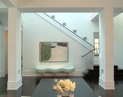 Lake Calhoun Residence contemporary-staircase