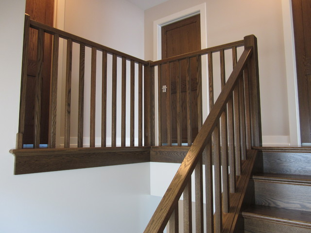Lake Home Traditional Staircase Other By Rowe