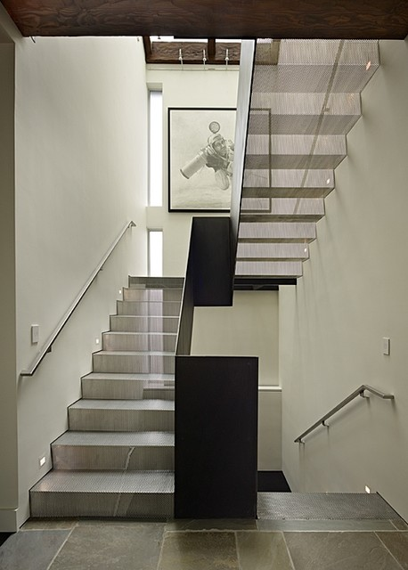 Lake Washington Modern modern-staircase
