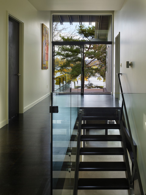 How To Size Interior Trim For A Finished Look - Two-storey-single-family-residence-by-baan-design