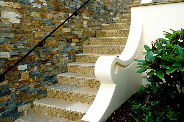 Las villas mediterranean staircase san diego by for Demaria landtech