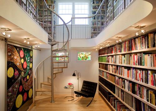 Проектирование интерьера с лестницей
