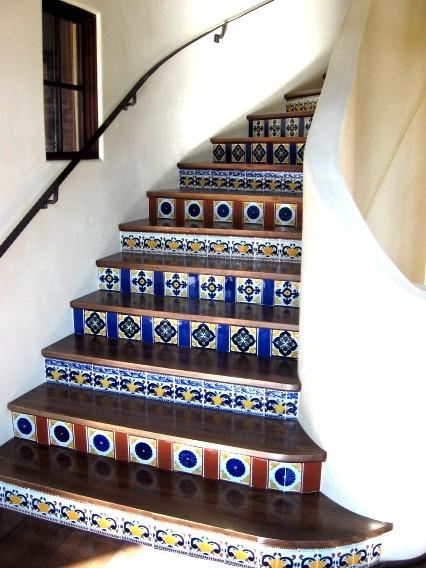 Latin Staircases Mediterranean Staircase San