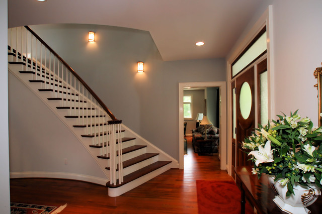 Lauer Construction staircase
