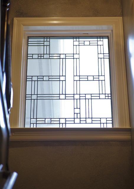 Leaded glass window for Glass windows