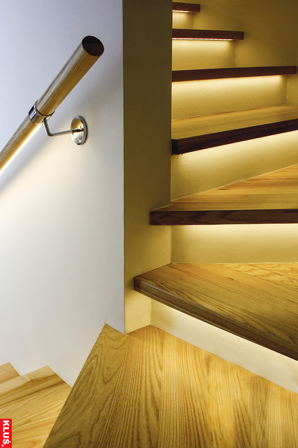 LED Stairway Accent Lighting - Staircase - st louis - by Super Bright LEDs