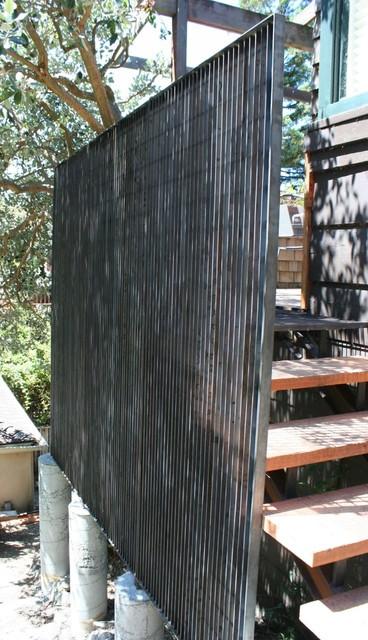 Levy Garden Stair modern