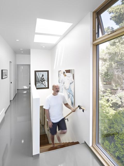 LG House - Interior - Modern - Staircase - Edmonton - by thirdstone ...