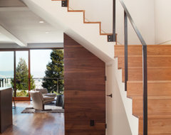 Liberty Heights Residence II contemporary staircase