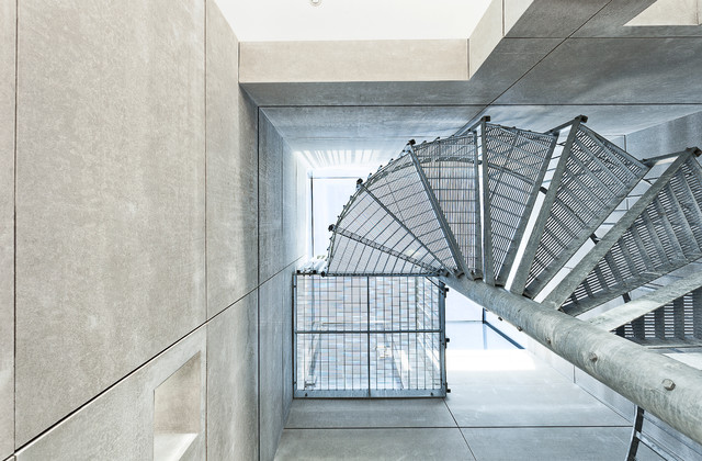 Lighthouse 65 Contemporary Staircase Hampshire By