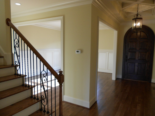 Lillys Circle traditional-staircase