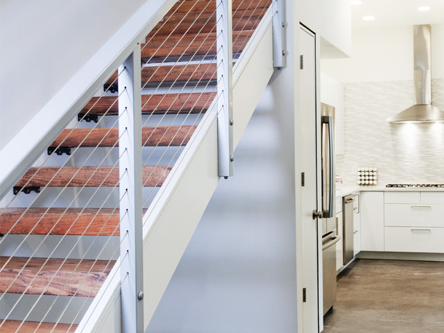 Linstroth residence modern staircase other by for Www feeneyinc com