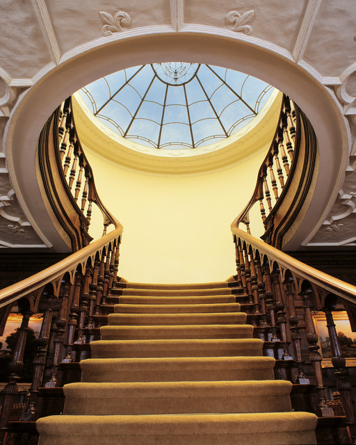 Chicago Residence Staircase traditional-staircase